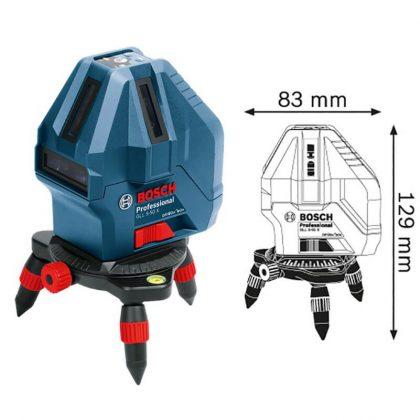 تراز لیزری GLL 5-50 X بوش حرفه ای