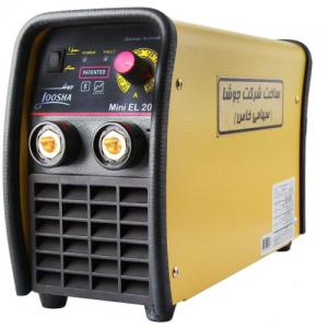 دستگاه جوش اینورتر 200 آمپر جوشا ( گام الکتریک ) 203